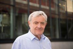 Ernst Möhl, Geschäftsführer Mosterei Möhl, Arbon. (Bild: Ralph Ribi)