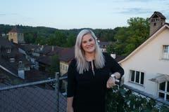Maja Freiermuth, Olma-Neuling aus dem Aargau, Zofingen. (Bild: pd)
