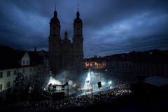 Festspiele (Bild: Peer Füglistaller)