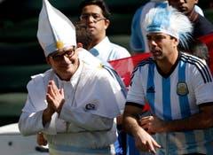Round of 16 - Argentina vs Switzerland (Bild: Keystone)