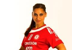 Karin Weigelt, Handballerin, Göppingen (Deutschland). (Bild: pd)