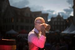 St. Gallerfest (Bild: Benjamin Manser)