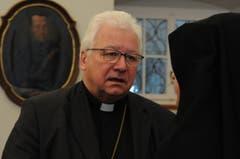 Markus Büchel, Bischof des Bistums St.Gallen, St.Gallen. (Bild: pd)