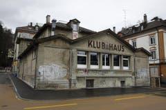 Das Klubhaus 2011. (Bild: Reto Voneschen)