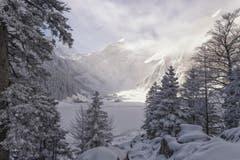 Winterwunderland (Bild: Remo Schläpfer)