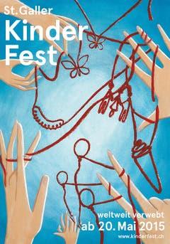 """2015 fand das Kinderfest unter dem Motto """"weltweit verwebt"""" statt. (Bild: PD)"""