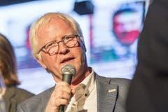 Kandidat Jürg Brunner (SVP). (Bild: Hanspeter Schiess)
