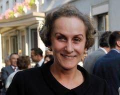 Platz 9: Gabriella Thorbecke, Bankierswitwe aus St.Gallen. Das Vermögen von ihr und ihrer Familie soll ebenfalls bei 1 bis 1,5 Milliarden Franken liegen. (Bild: Urs Jaudas)