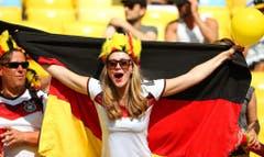 FUSSBALL, VIERTELFINAL, FRA DEU, FRANKREICH DEUTSCHLAND, FIFA WM, FIFA WM 2014, FUSSBALL WELTMEISTERSCHAFT, WM2014, FIFA SOCCER WORLD CUP 2014, (Bild: Keystone)