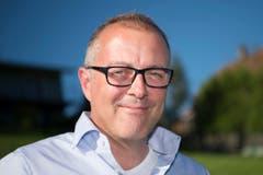 Stefan Maegli, Geschäftsführer Appenzeller Alpenbitter AG, Appenzell. (Bild: Ralph Ribi)
