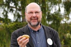 "Jürg Rindlisbacher, Projektleiter ""Erlebnis Nahrung"", Evilard. (Bild: pd)"