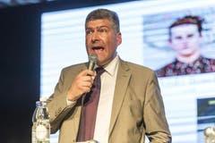 Kandidat Boris Tschirky (CVP). (Bild: Hanspeter Schiess)