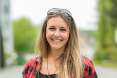 Franziska Ulmann, Bloggerin und Olma-Fan (Bewerberin), Rorschach. (Bild: Benjamin Manser)