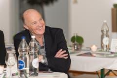 Hans Holzmann, langjähriger Aussteller, Wil. (Bild: pd)