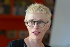 Gabriela Manser, Geschäftsführerin Goba, Gontenbad. (Bild: Hanspeter Schiess)