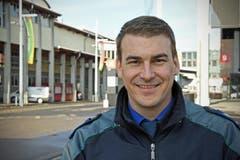 Roger Spirig, Quartierpolizist, St.Gallen. (Bild: pd)
