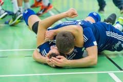 Volley Amriswil ist schweizer Meister (Bild: Andrea Stalder)