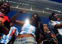 ACHTELFINAL, ARG CHE, ARGENTINIEN SCHWEIZ, FUSSBALL, FIFA WM, FIFA WM 2014, FUSSBALL WELTMEISTERSCHAFT, WM2014, FIFA SOCCER WORLD CUP 2014, (Bild: Keystone)