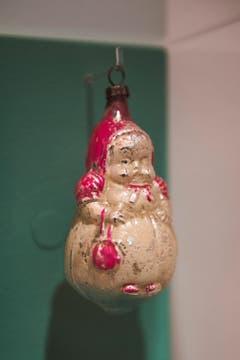 Hier wurde Miss Santa Claus ein Denkmal gesetzt. (Bild: Sabrina Stübi)