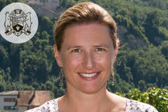 Prinzessin Marie von und zu Liechtenstein, Vaduz. (Bild: Reto Martin)