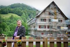 Agnes Schneider Wermelinger, Organisatorin Tag der Bäuerin, Ruswil. (Bild: Urs Bucher)