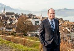 Martin Würmli, Stadtschreiber der Stadt Zug (Bewerber), Zug. (Bild: pd)