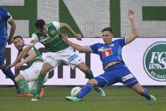 Spielte heute wieder im Mittelfeld: Tranquillo Barnetta. (Bild: keyston)