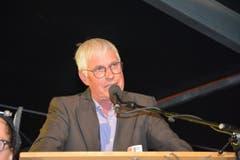 OK-Präsident Christoph Häne. (Bild: Beat Lanzendorfer)