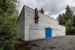 Das Pumpwerk Schiltwald in Emmen wurde im Jahr 1968 erbaut. (Bild: Pius Amrein (1. Mai 2018))