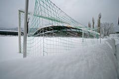 Im März 2006 war das Espenmoos von einer dicken Schneeschicht bedeckt. (Michel Canonica)
