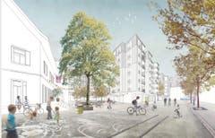 Das Projekt «Indu» von den Luzerner Architekten Röösli Maeder wurde zusätzlich in der Disziplin Gebäudetypologie ausgewählt...