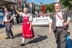Am 16. Mai 1818 erlaubte König João Schweizer Immigranten aus dem Kanton Freiburg nach Brasilien einzuwandern und sich auf der Fazenda do Morro Queimado im Bundesstaat Rio de Janeiro niederzulassen. Auch 140 Personen aus dem Kanton Luzern fanden hier eine neue Heimat.