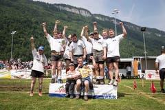 Stans-Oberdorf ist der Gewinner Gewichtsklasse X. Bild: Manuela Jans-Koch (Stans, 19. Mai 2018)