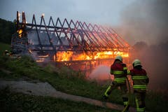 (Bild: Freiwillige Feuerwehr Stadt Zug)