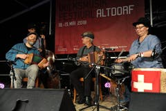 Follchlore | Bild: Urs Hanhart (Altdorf, 19. Mai 2018)