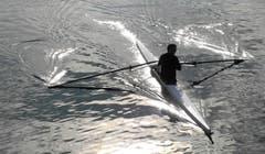 Ein prächtiger Pfingstmontagmorgen auf dem Wasser. (Bild: Niklaus Rohrer)
