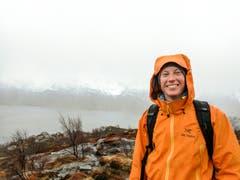 Martin Hauge-Nilsen macht die Ausbildung zum Bergführer. (Bild: Marlen Hämmerli)