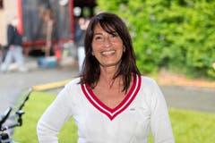 Carmela Franco ist Projektleiterin im Circolino Pipistrello. | Bild: Roger Zbinden (Sachseln, 18. Mai 2018)