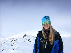 Katrin Ericsson arbeitet beim Skicenter Strandafjiellet. (Bild: Marlen Hämmerli)