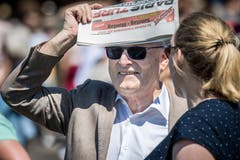 Frauenfeld TG - Impressionen vom Grossen Pfingstrenntag 2018 in Frauenfeld.