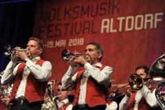 Roothuus Gonten | Bild: Urs Hanhart (Altdorf, 19. Mai 2018)