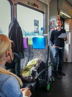 Bildungsfahrt Turbo FHS mit Mark Riklin