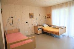 Ein nagelneues Zimmer (Bild: PD)
