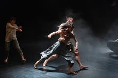 Kraftvoller, physischer Tanz. (Bild: PD/Flavio Ferrari)
