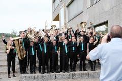 Eindrücke des Kantonalen Musiktags 2018 in Eschenbach. (Bild: David Avolio)
