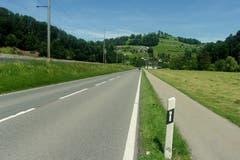 Unterwegs von Wolhusen nach Werthenstein (Bild: Josef Müller)
