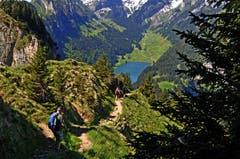 Schöne Aussicht im Alpstein. (Bild: Renato Maciariello)