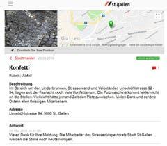Sammelt endlich die Fasnacht im Linsebühl ein! (Illustration: Stadt St.Gallen)