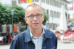 Der Luzerner Bildhauer Roland Heini, der auch künstlerischer Leiter des Skulpturenparks Ennetbürgen ist, überzeugte mit seinem Konzept in einem Wettbewerb, zu dem drei Künstler eingeladen worden waren.