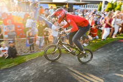 BMX-Juniorenweltmeister Cédric Butti.